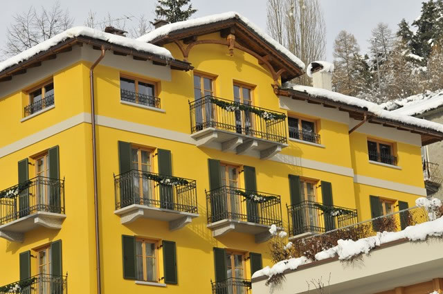 Hotel Meuble' Sertorelli Reit, Ski Accommodation