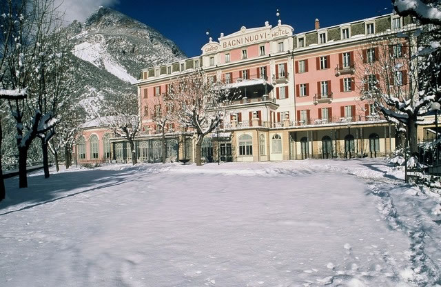 Grand Hotel Bagni Nuovi - Ski Accommodation