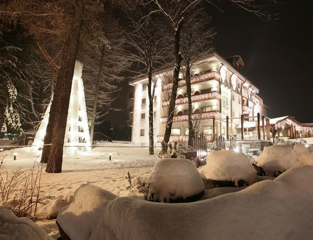 Miramonti Park Hotel Ski Accommodation