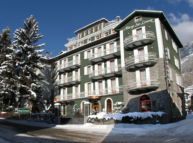 Hotel San Lorenzo Ski Accommodation