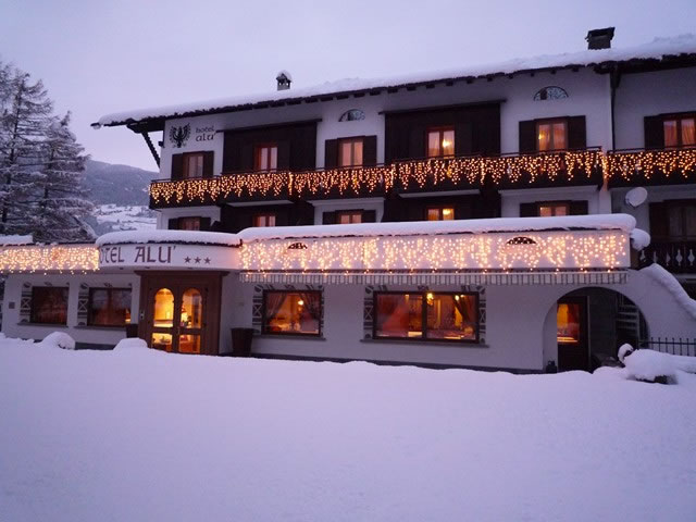 Hotel Alu' Ski Accommodation