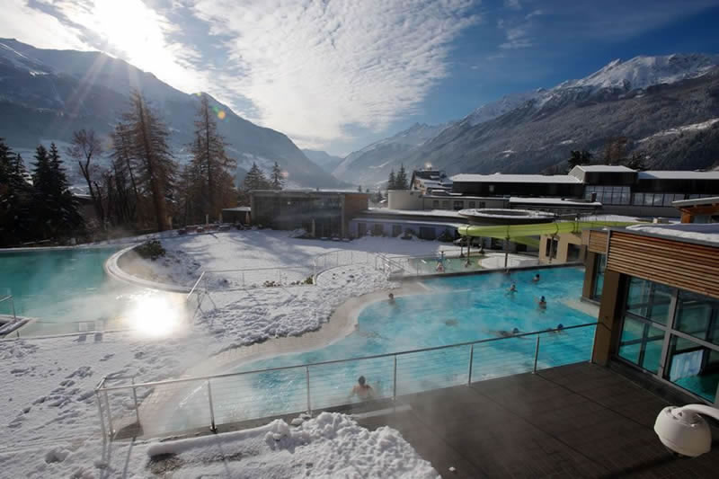 Thermal Baths - Ski Italy