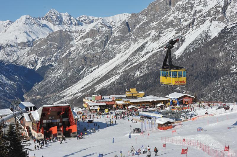 Bormio Ski Italy